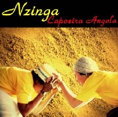 capa - CD Nzinga