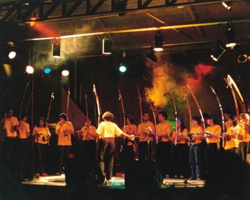 Orquestra Nzinga de Berimbaus